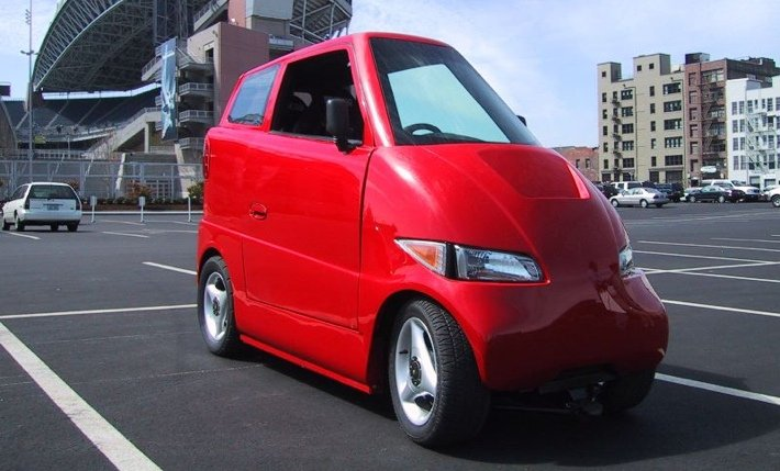 Tango Electric Car