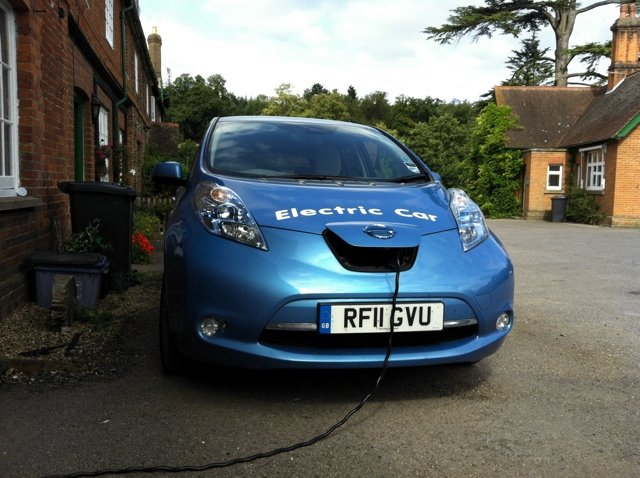 Ev Info Electric Car News And Reviews Nissan Offering
