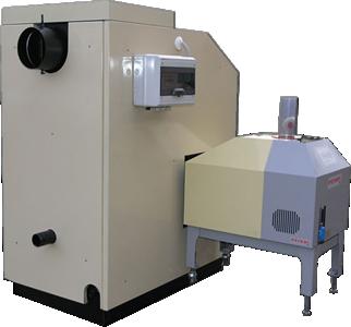 MultiBio biomass boiler