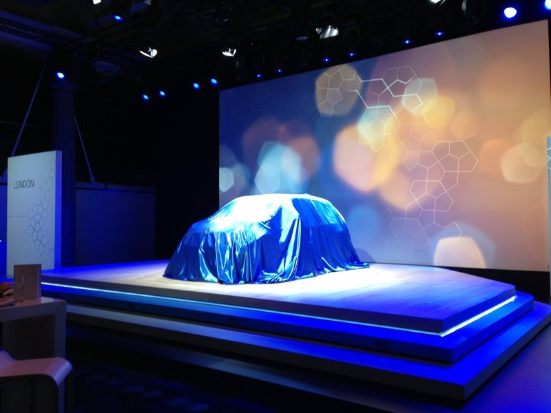 i3 launch event under cover