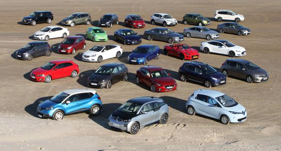 car of year list