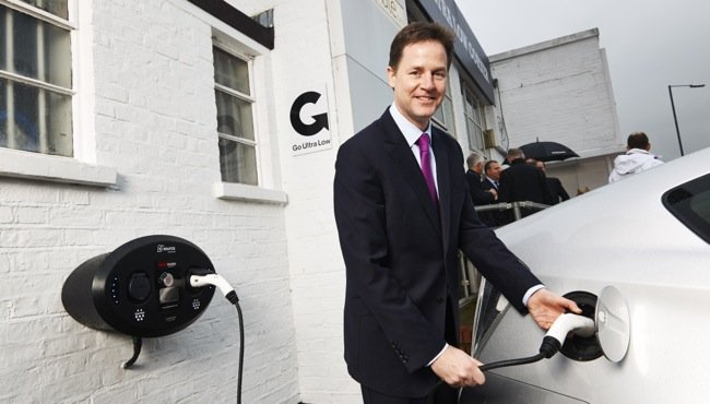 clegg plugs in
