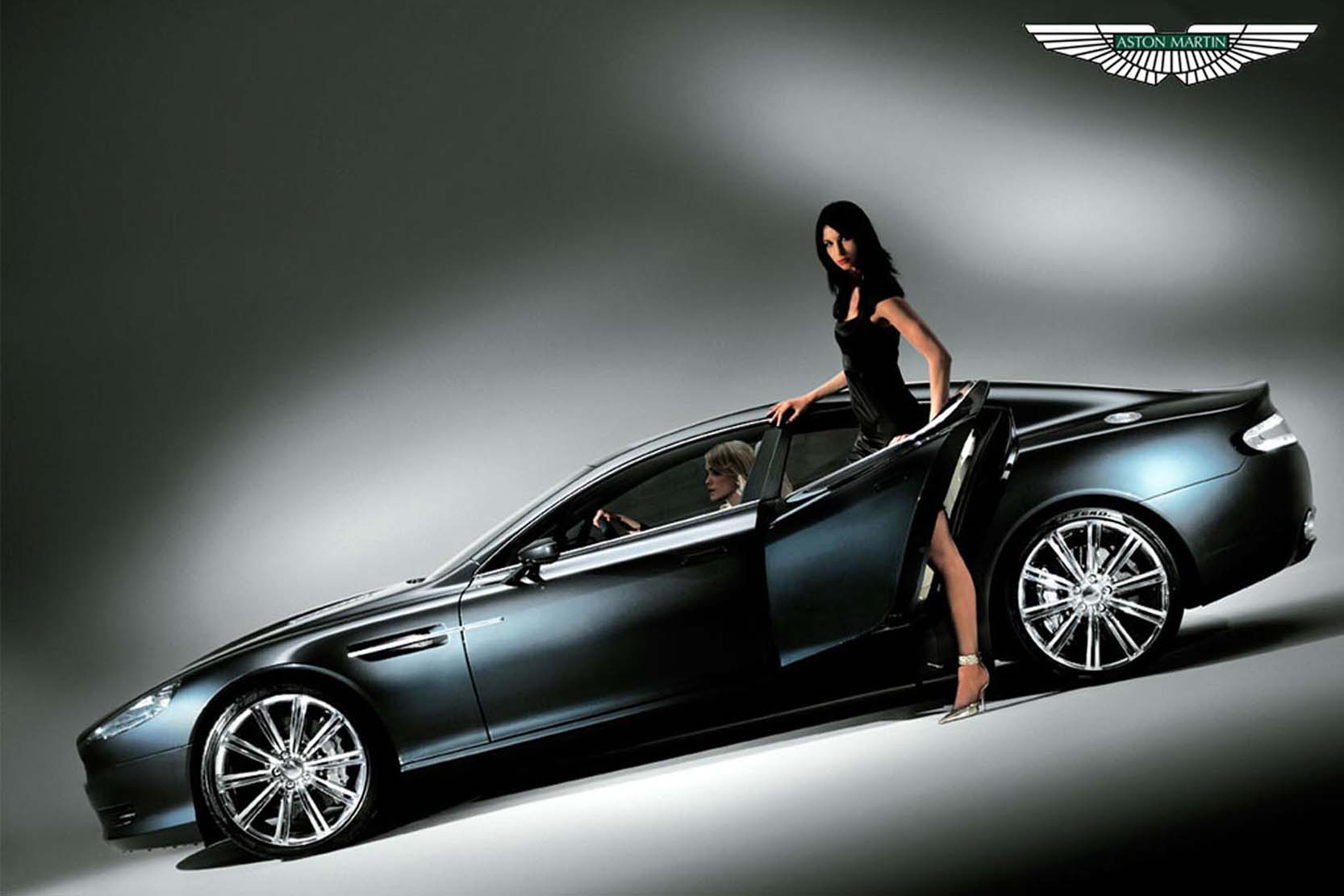 Aston Martin to bring Electric Rapide to market