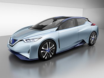 Is this the next Nissan Leaf Plug In car?