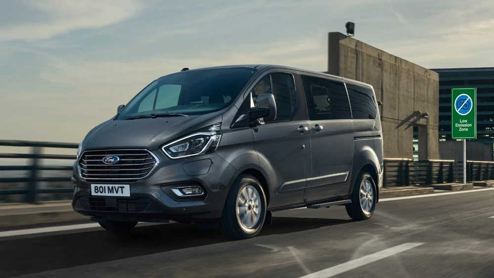 Ford-Tourneo van
