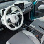 VW ID.3 interior